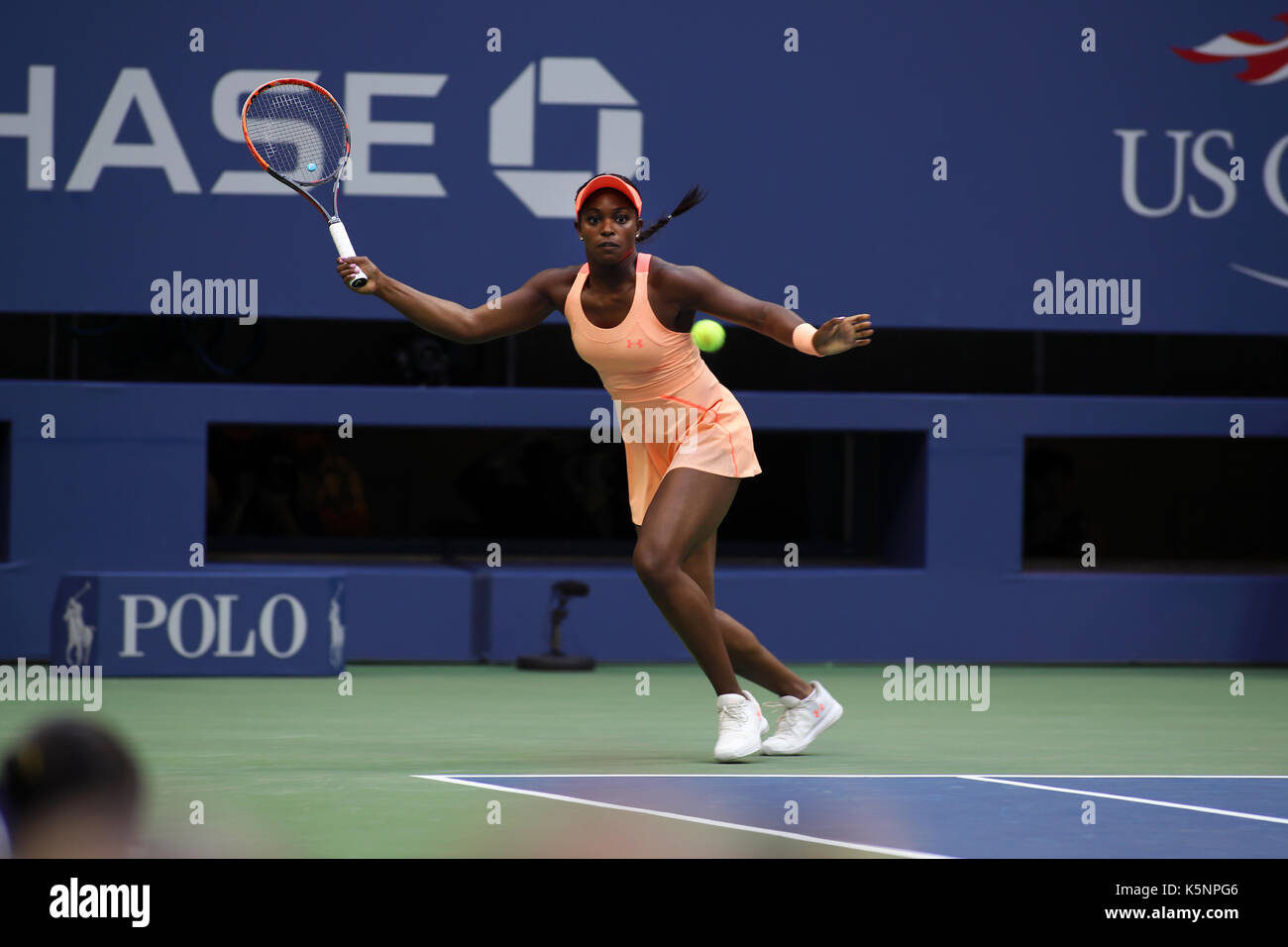Sloane Stephens Forehand High Resolution Stock Photography And Images Alamy
