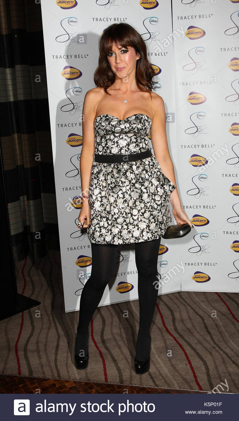 909d7669cb4 Sheree Murphy attends the 2009 Juice FM Liverpool Style Awards at the new  Hilton Hotel in Liverpool
