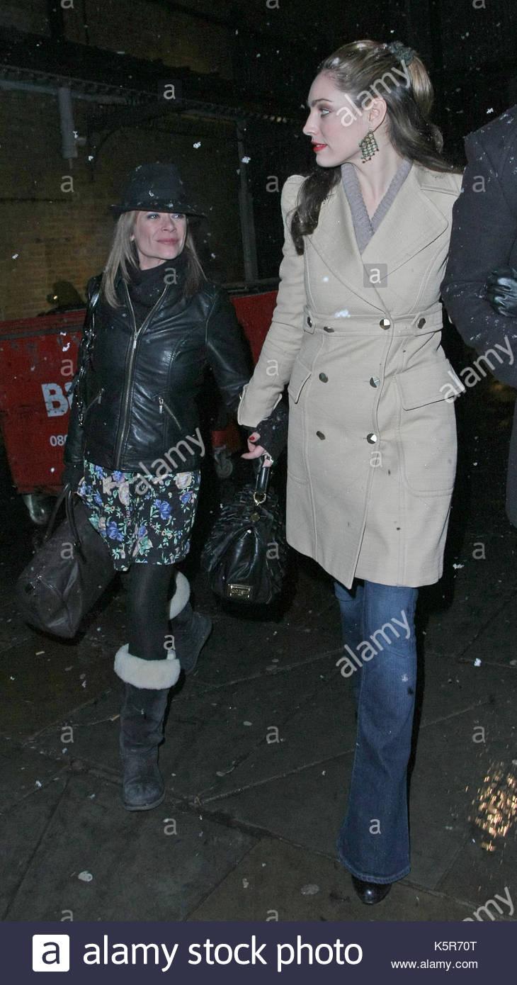 Hannah Waterman and Kelly Brook. Hannah Waterman is seen here leaving the stage door of the Noel Coward Theatre in the West End of London after performing ...  sc 1 st  Alamy & Hannah Waterman and Kelly Brook. Hannah Waterman is seen here ...