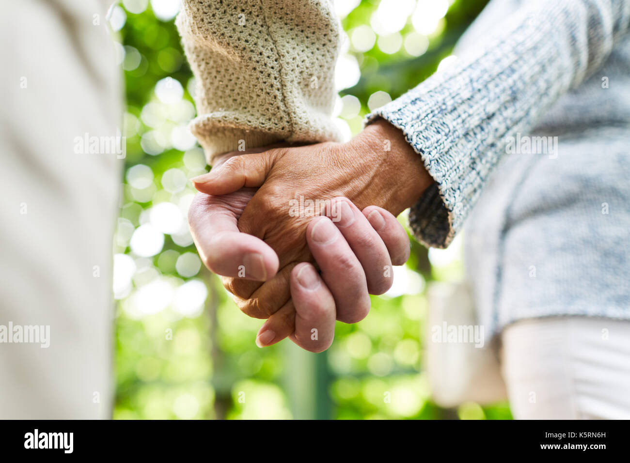 Affection - Stock Image