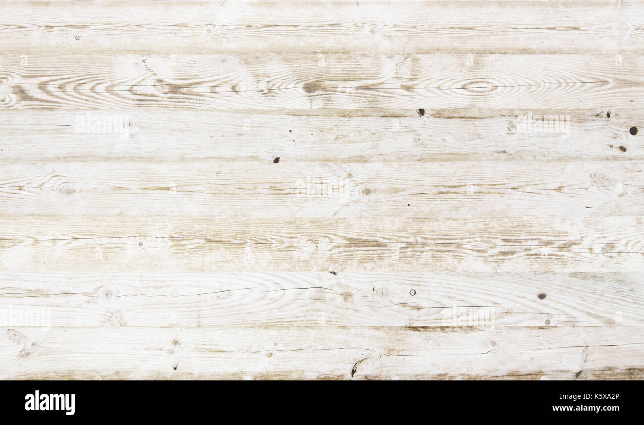 Wood vintage bright texture - Stock Image