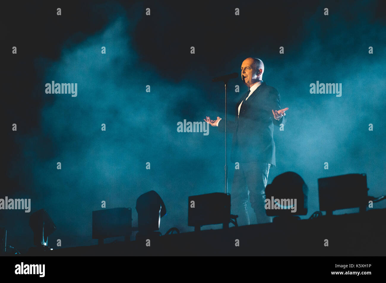52f82d9c0 Day 4 - Pet Shop Boys - Bestival Music Festival returns in 2017 at it's new  home, Lulworth Castle. Credit: Will Bailey/Alamy Live News