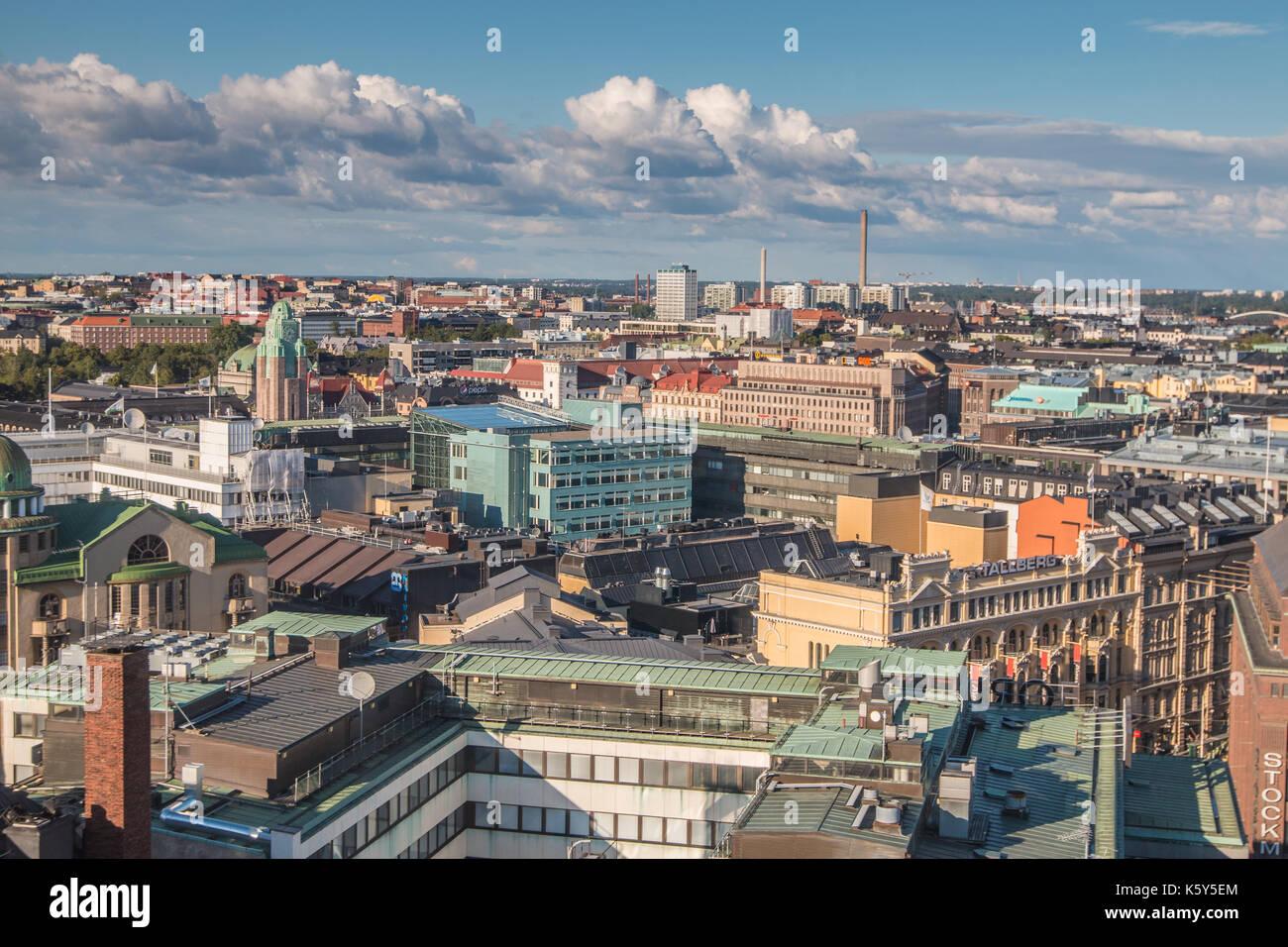 Helsinki Finland - Stock Image