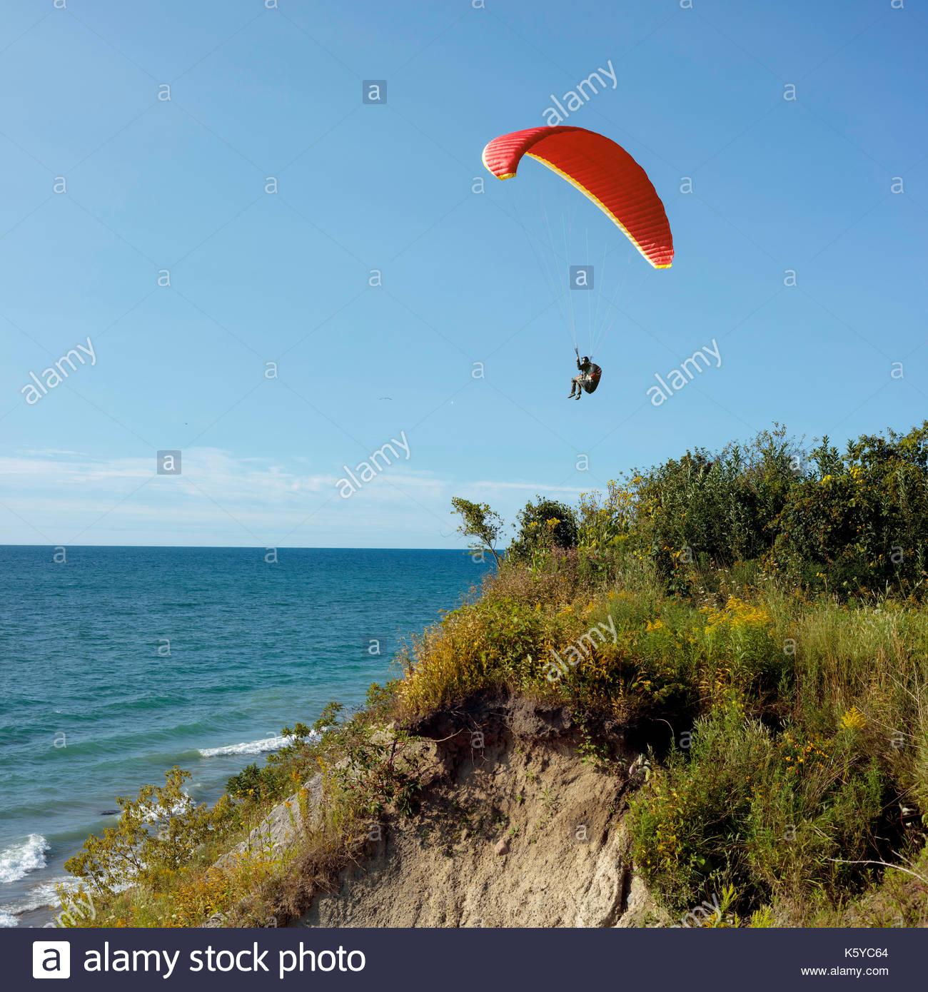 Paragliding toronto ontario