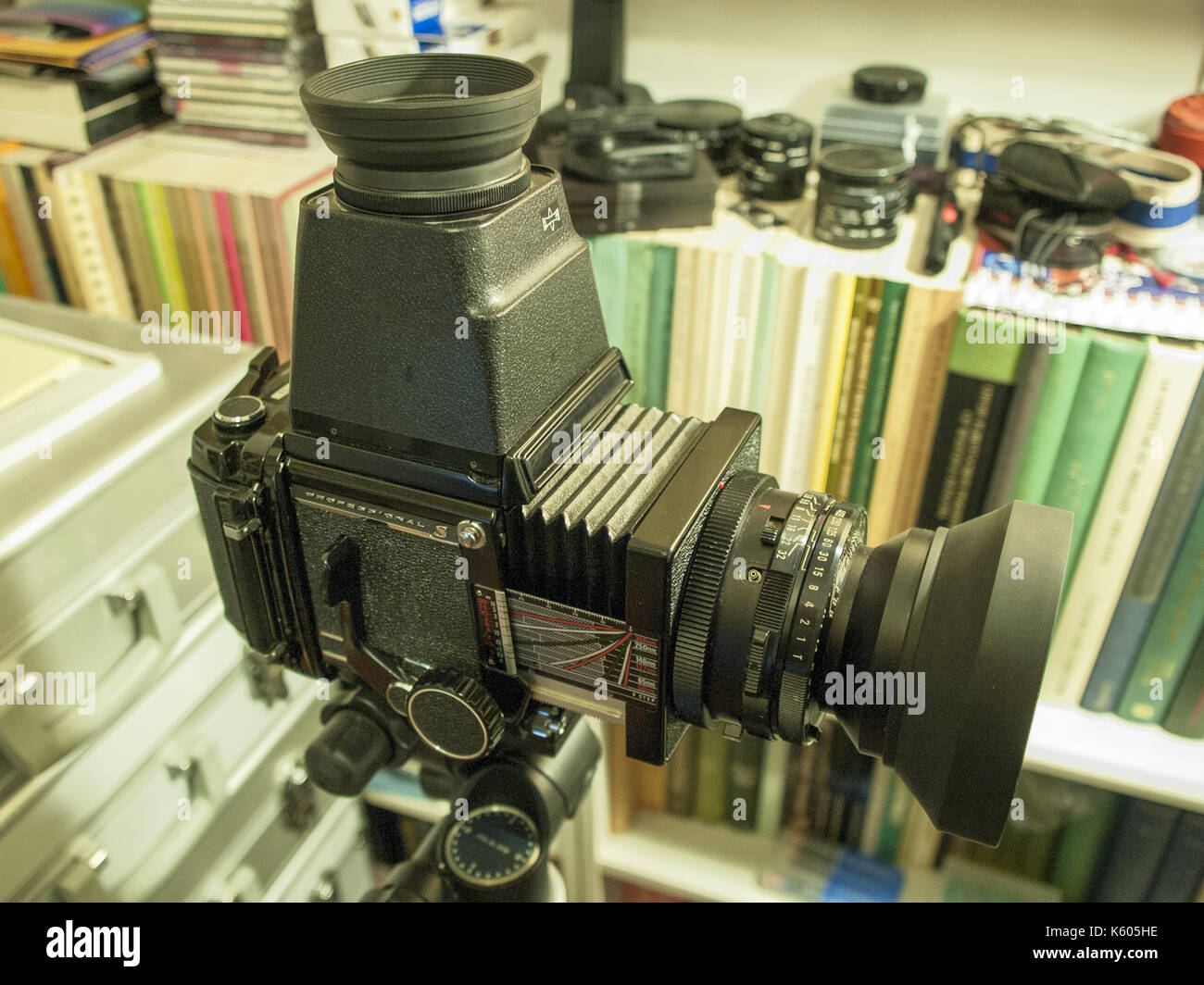 Mamiya RB67 Professional S - Medium Format Film Camera Stock