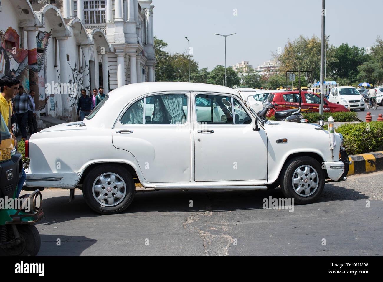 Ambassador Car Stock Photos & Ambassador Car Stock Images - Alamy