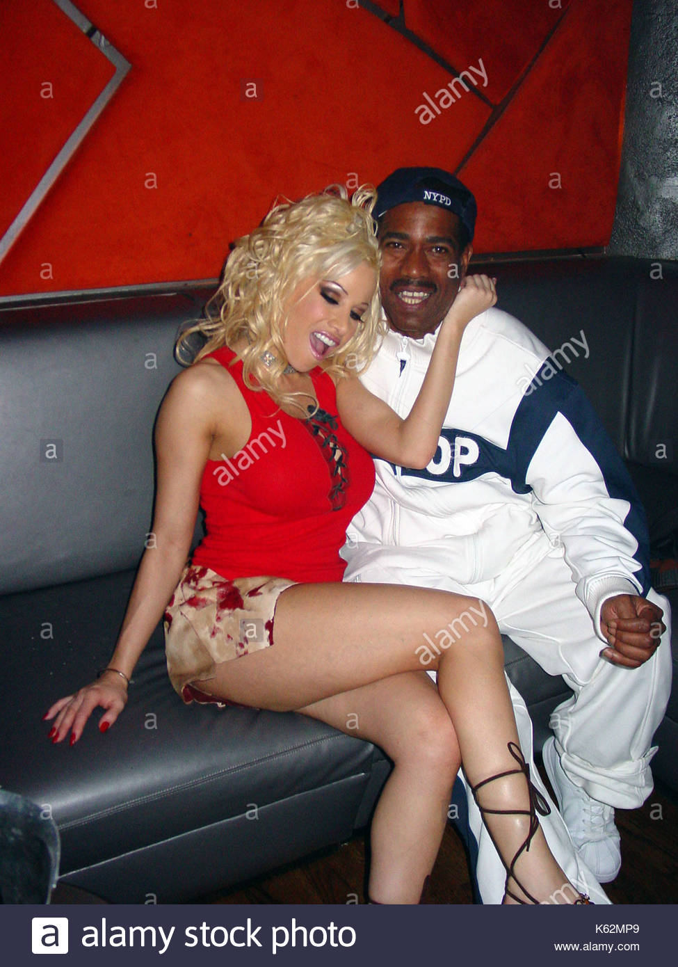 Gina Lynn And Curtis Blow Various Celebrity Archives Trom The Hamptons And New York City From 2000 2006