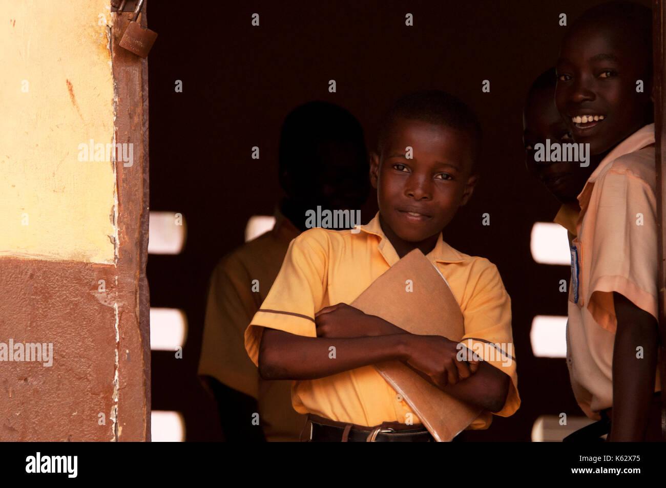 Pupils - Stock Image