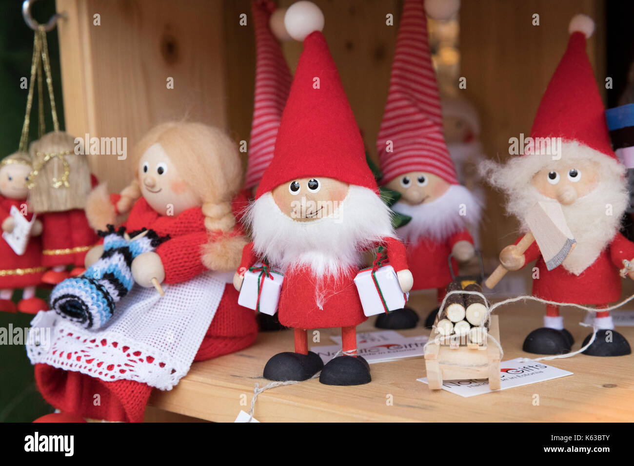 Elf Decoration High Resolution Stock Photography And Images Alamy