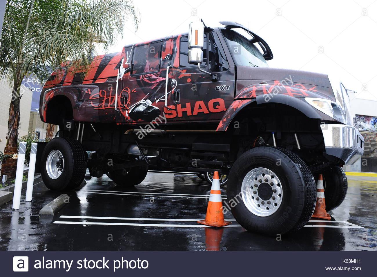 Jake Paul Truck