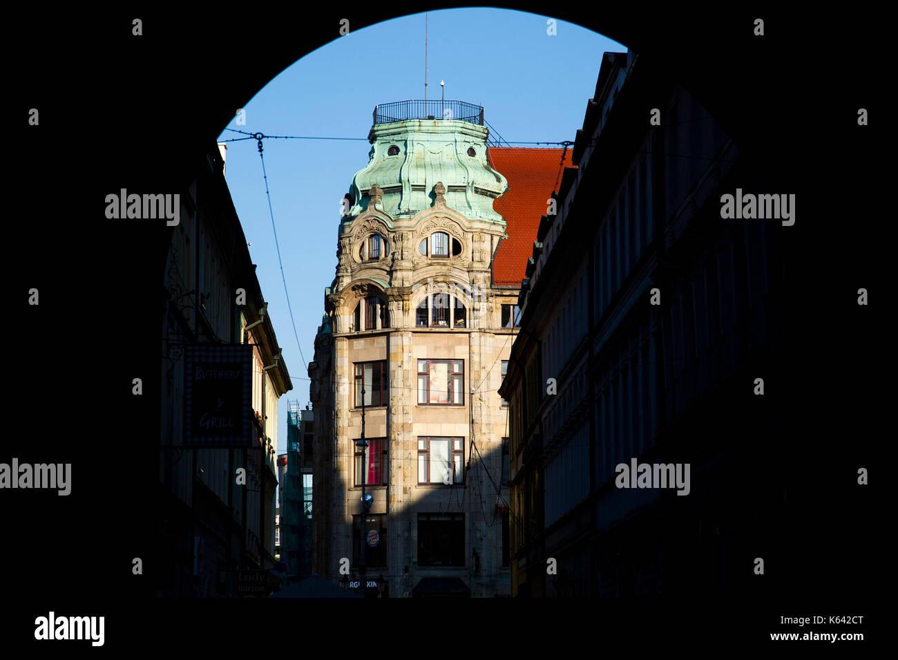 Dom Handlowy Stock Photos & Dom Handlowy Stock Images