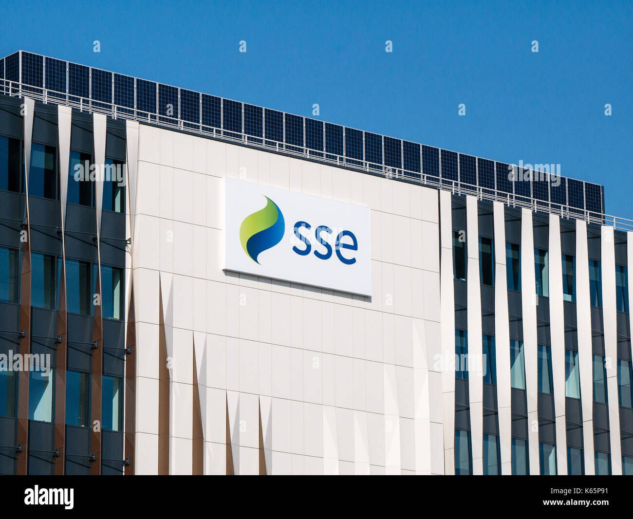 SSE Offices, Reading, Berkshire, England, UK, GB. - Stock Image