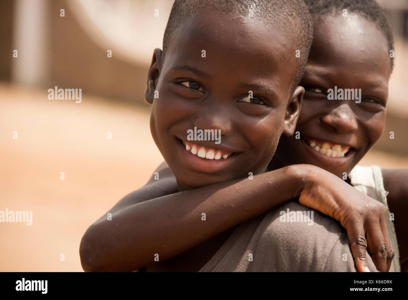 Ghanaian - Stock Image