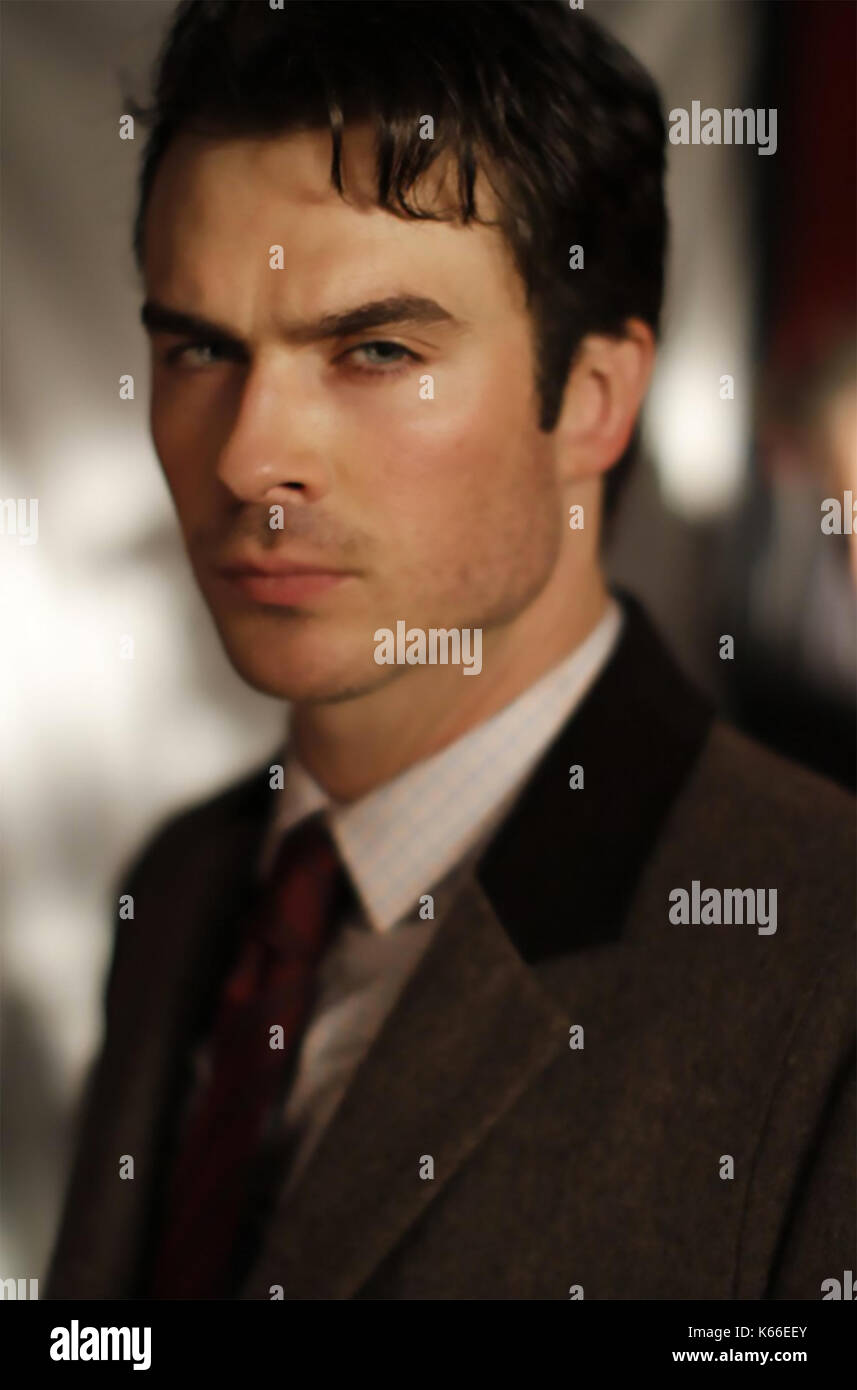 THE ANOMALY 2014 Universal Pictures film with Ian  Somerhalder - Stock Image