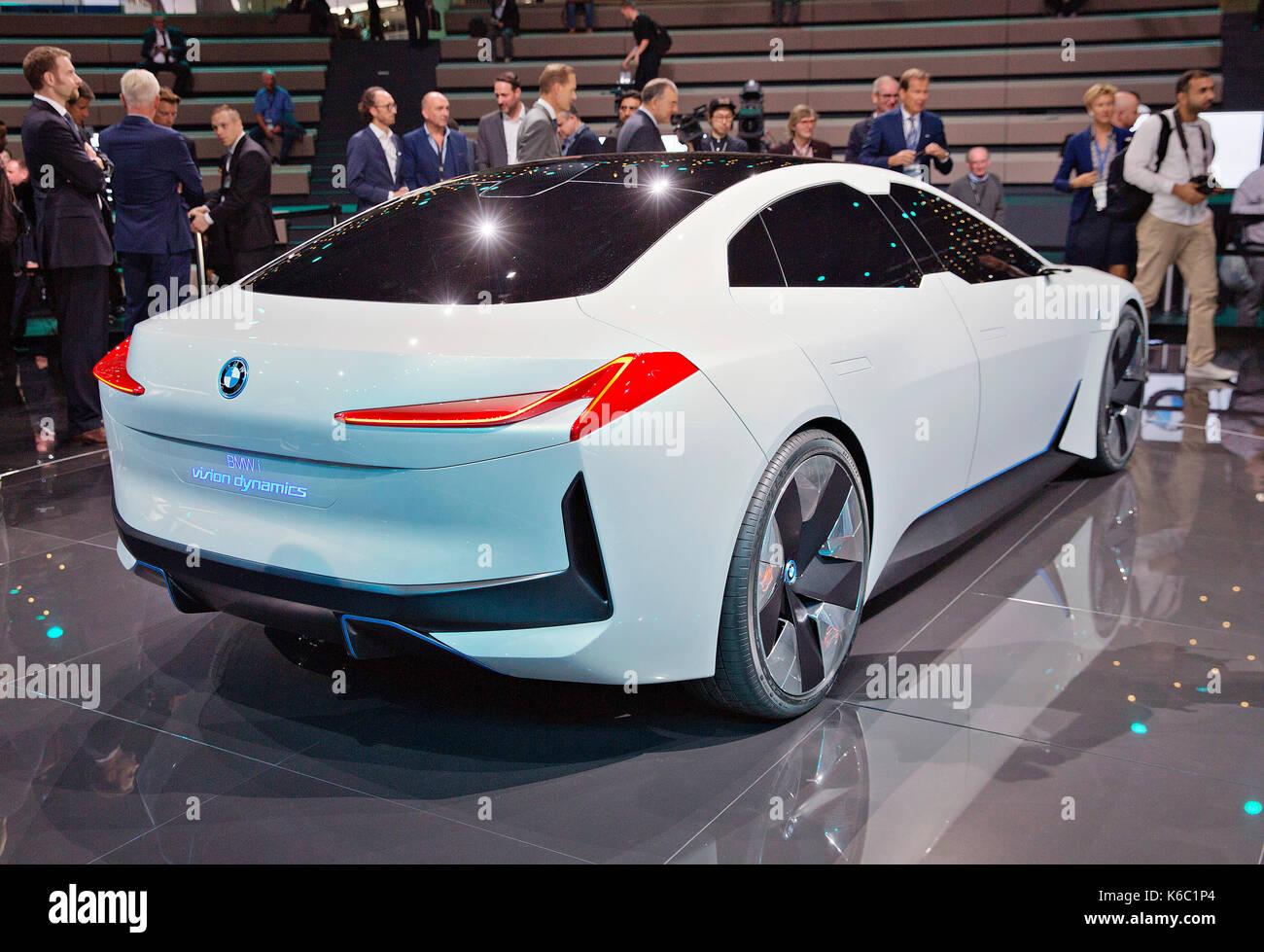BMWi vision dynamics - Stock Image