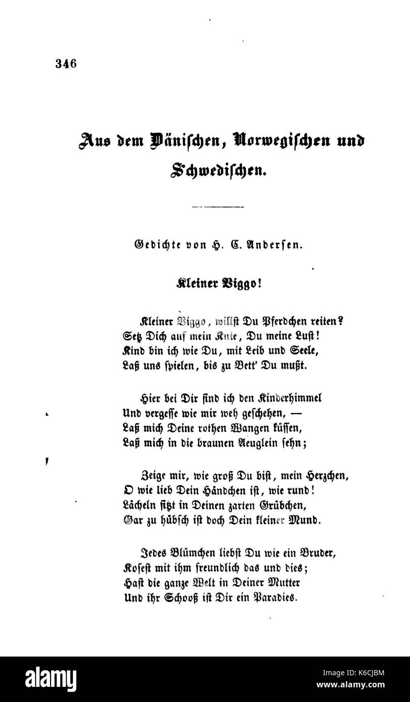 De Poetischer Hausschatz Des Auslandes Wolff 346 Stock
