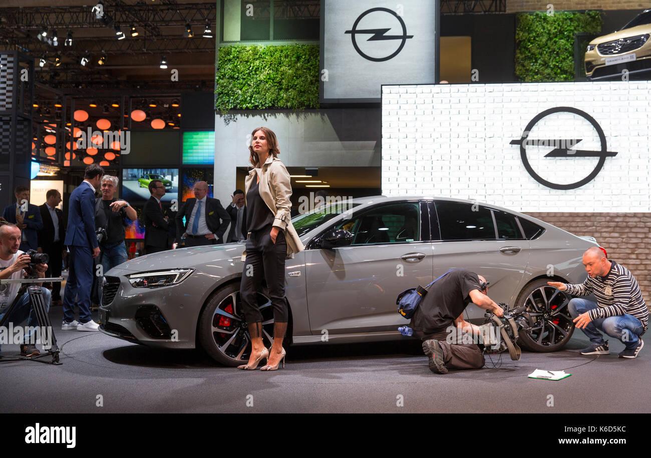 Opel Insignia Stock Photos Images Alamy Sports Tourer 2018 Frankfurt Am Main Germany 12th Sep 2017 Gsi
