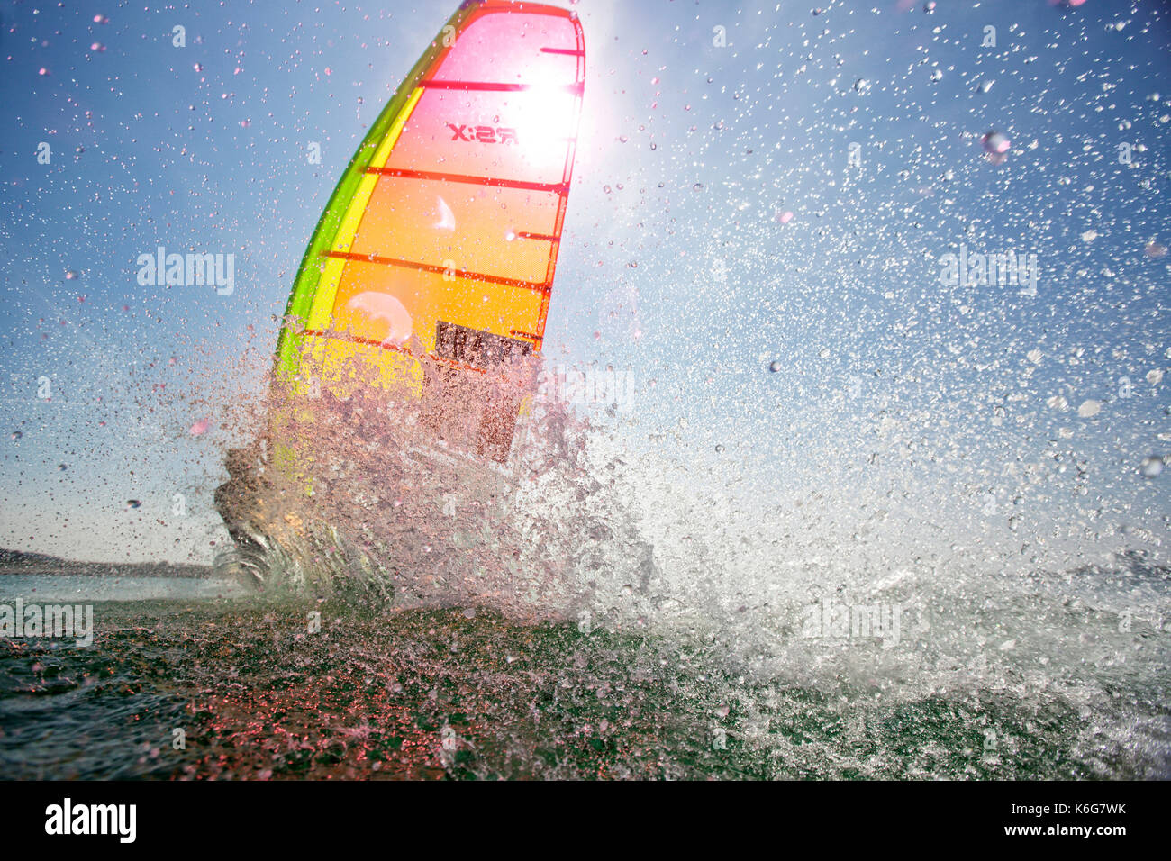 Rsx Windsurf Board High Resolution Stock Photography And Images Alamy