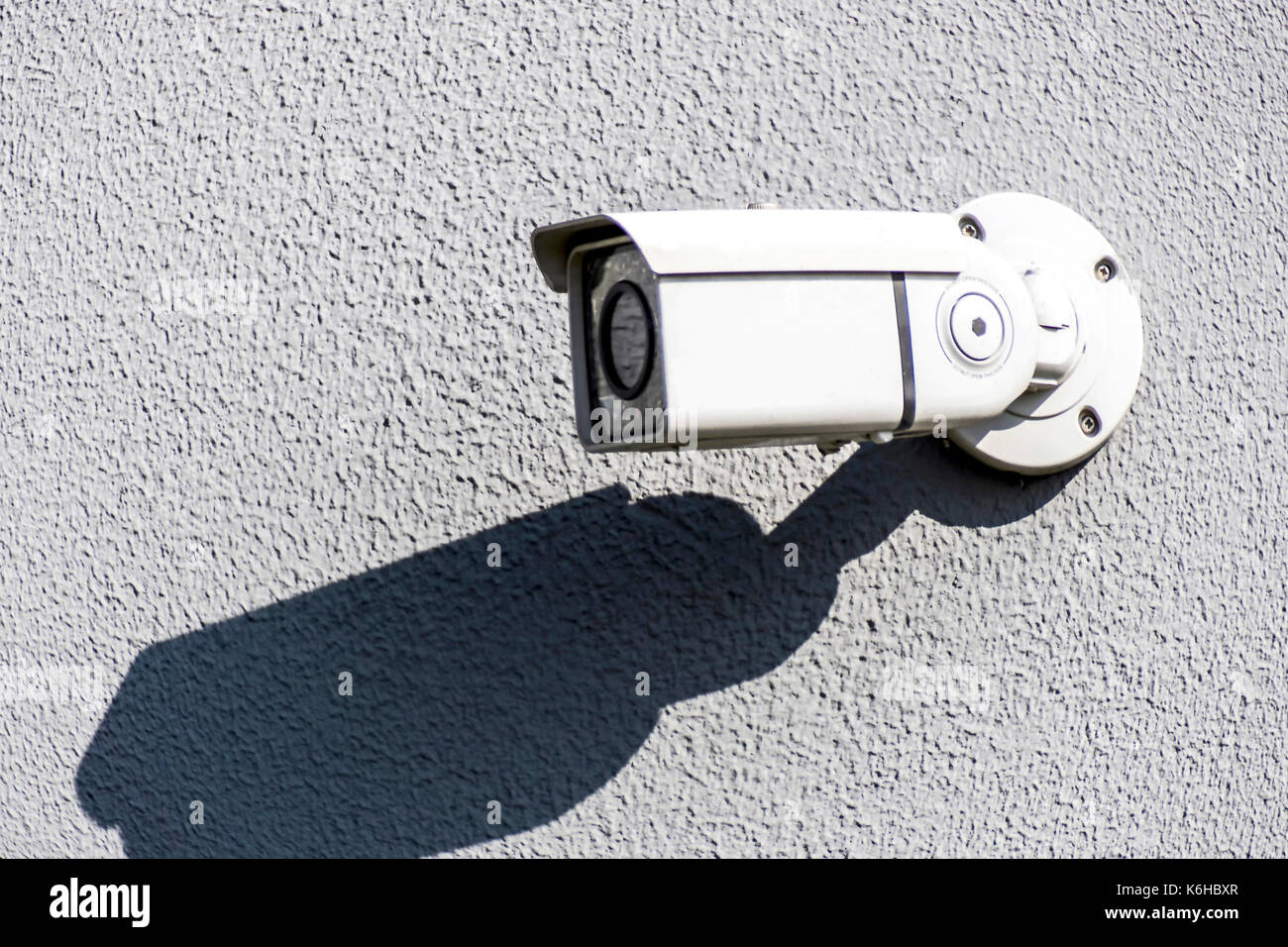 Security Camera - Stock Image
