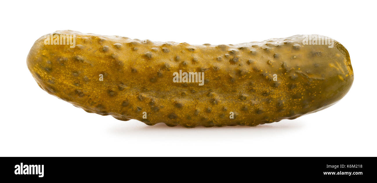 pickle path isolated Stock Photo