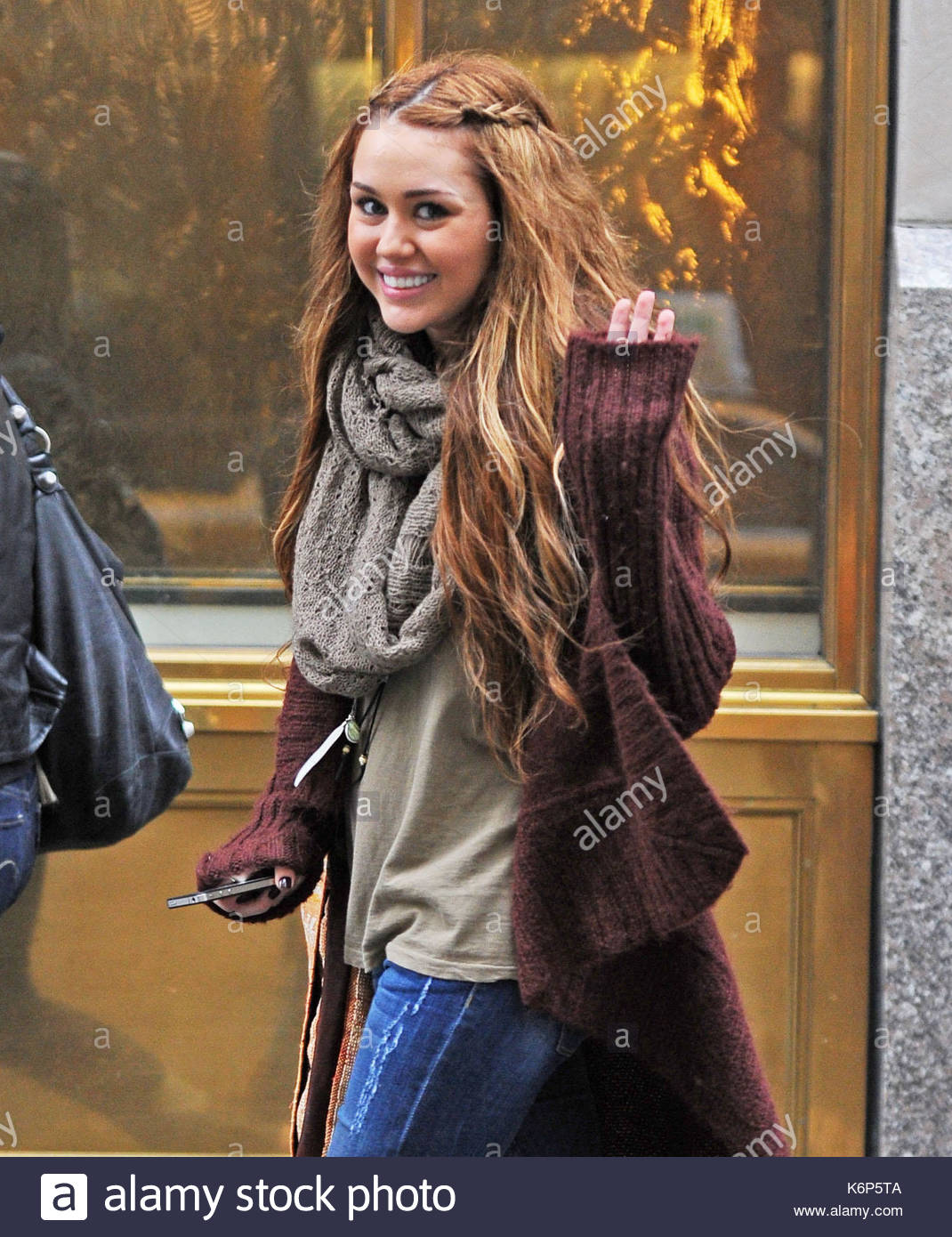 a1f7664e76a3 Miley Cyrus. Miley Cyrus shopping for shoes with a friend in New York City.