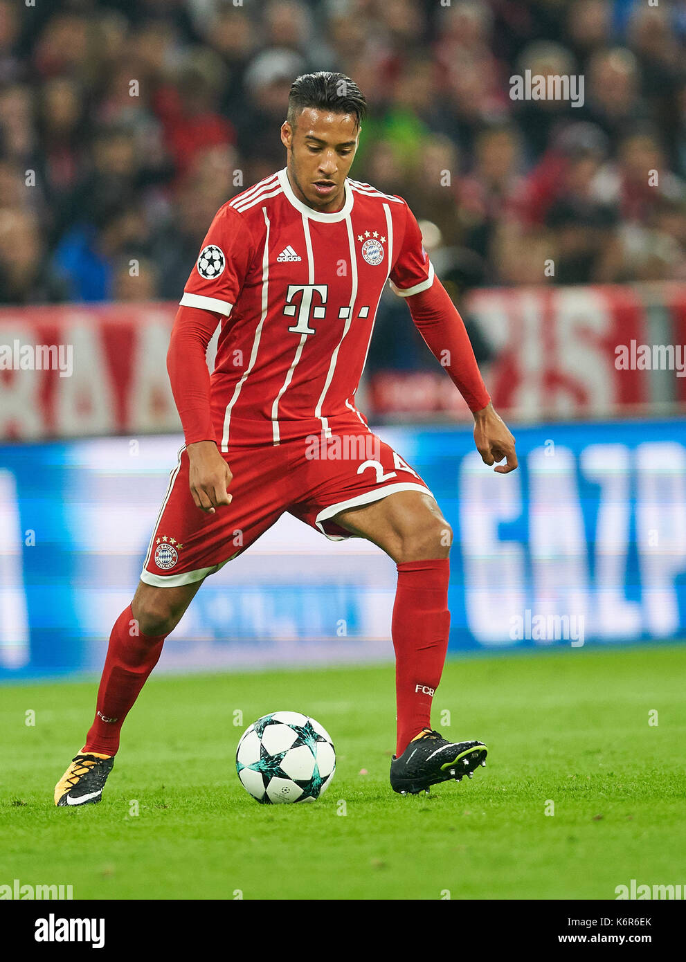 Corentin Tolisso High Resolution Stock Photography and Images - Alamy