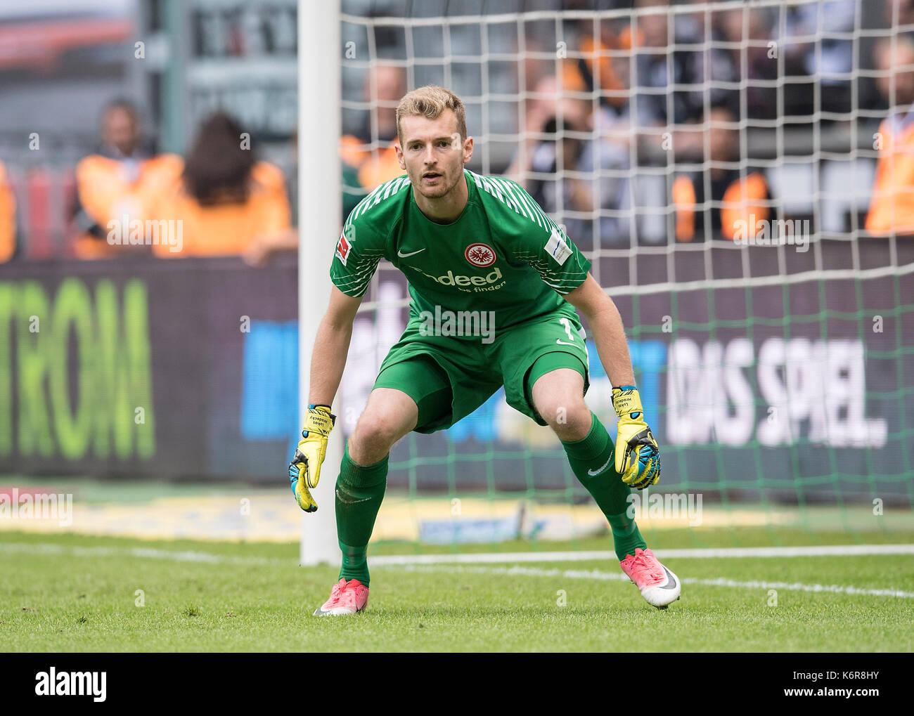 Torwart Lukas Hradecky F Aktion Fussball 1 Bundesliga 3
