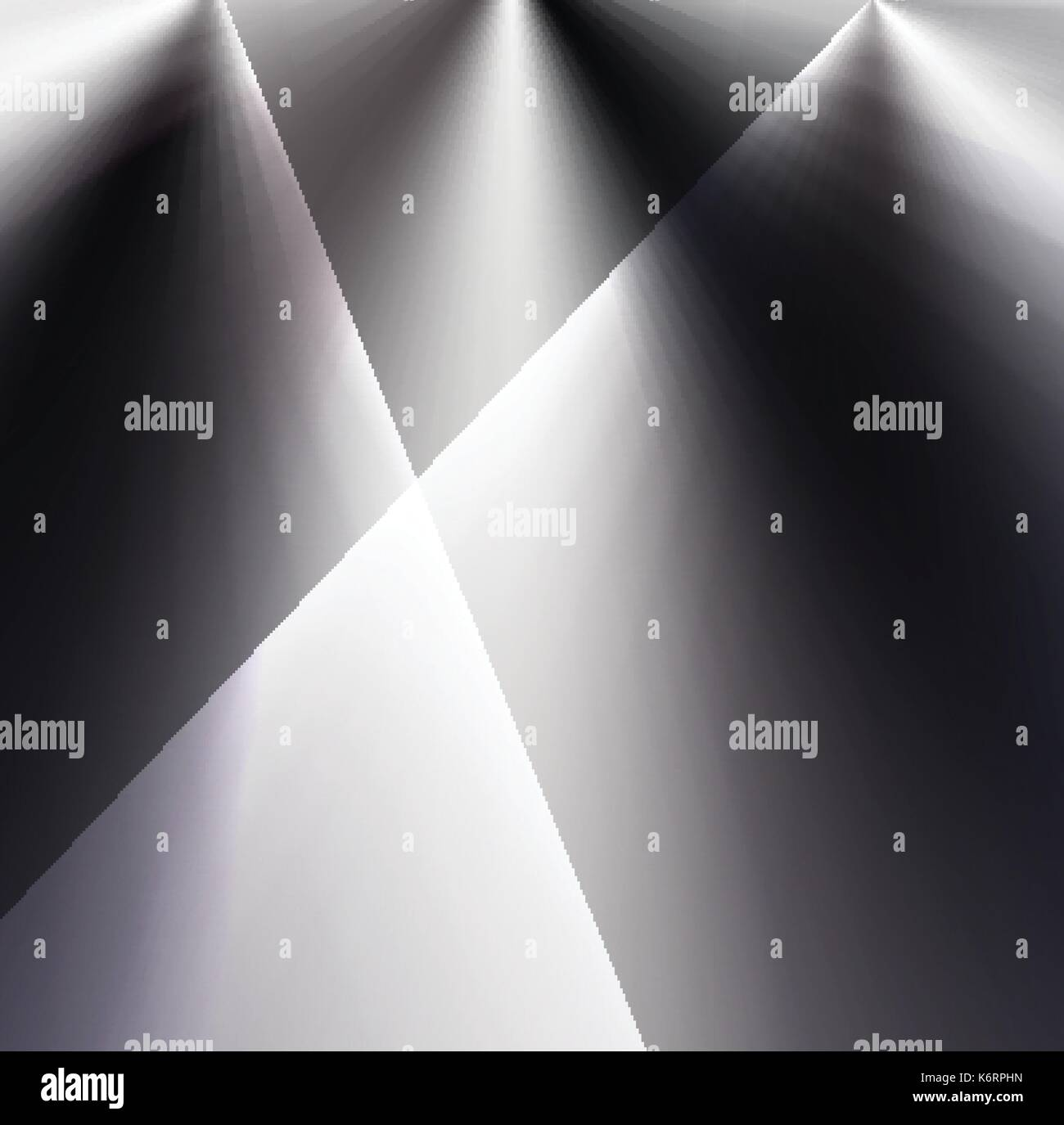 Abstract Black And White Blended Lights And Shades Background New Stock Vector Image Art Alamy