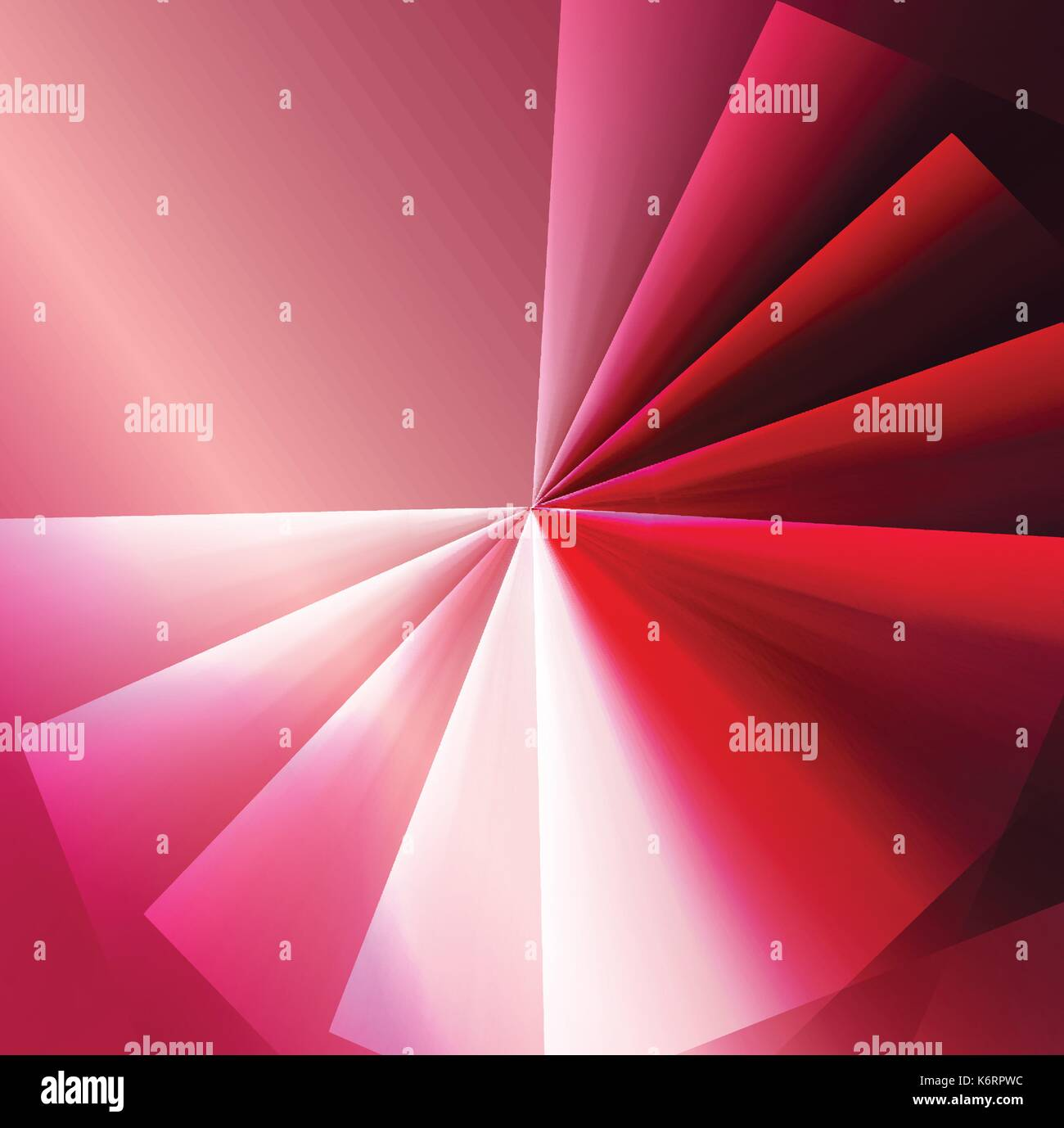 abstract blended red color background Stock Vector