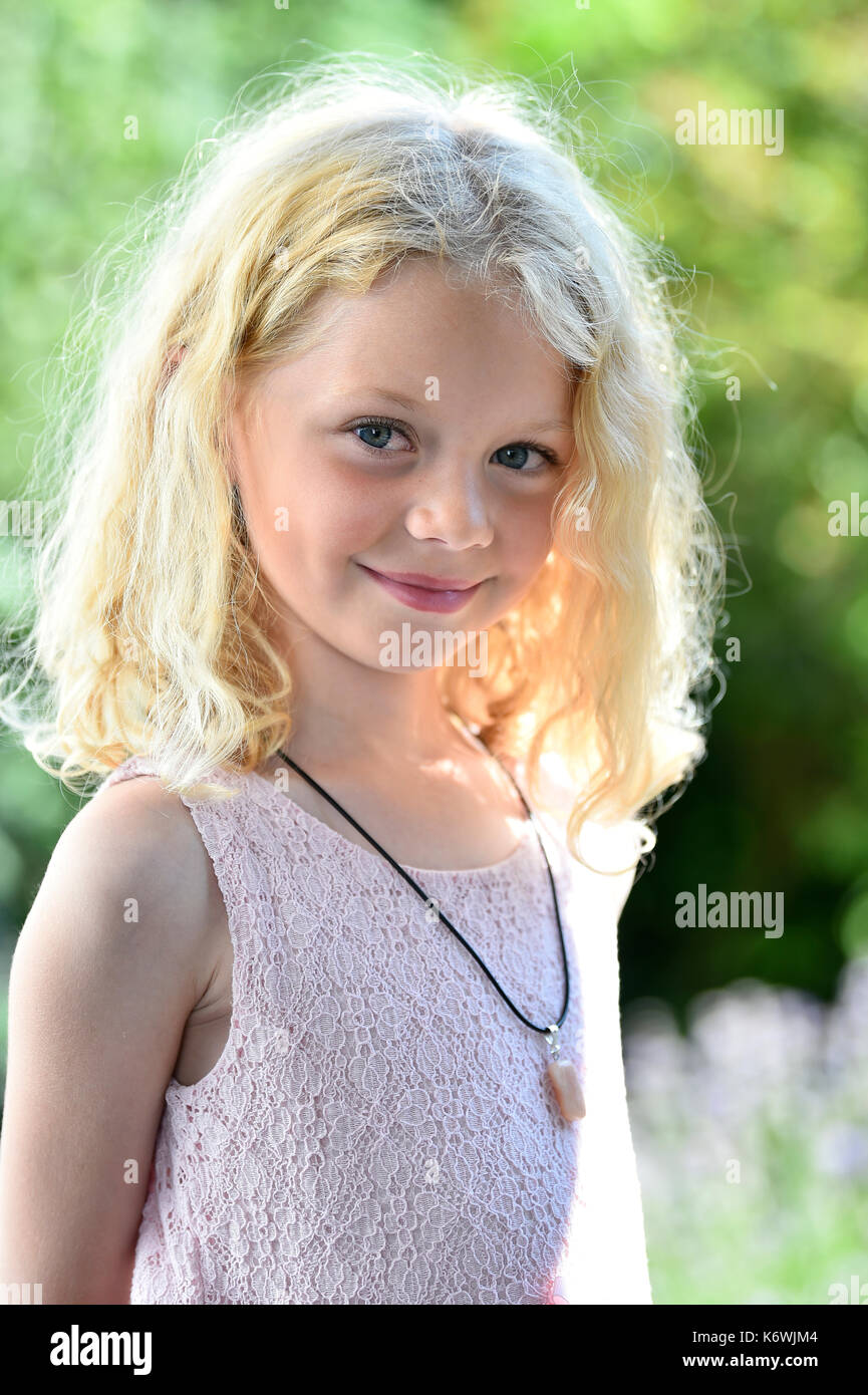 Swedish Blond Pre Teen Girl Stock Photos Amp Swedish Blond