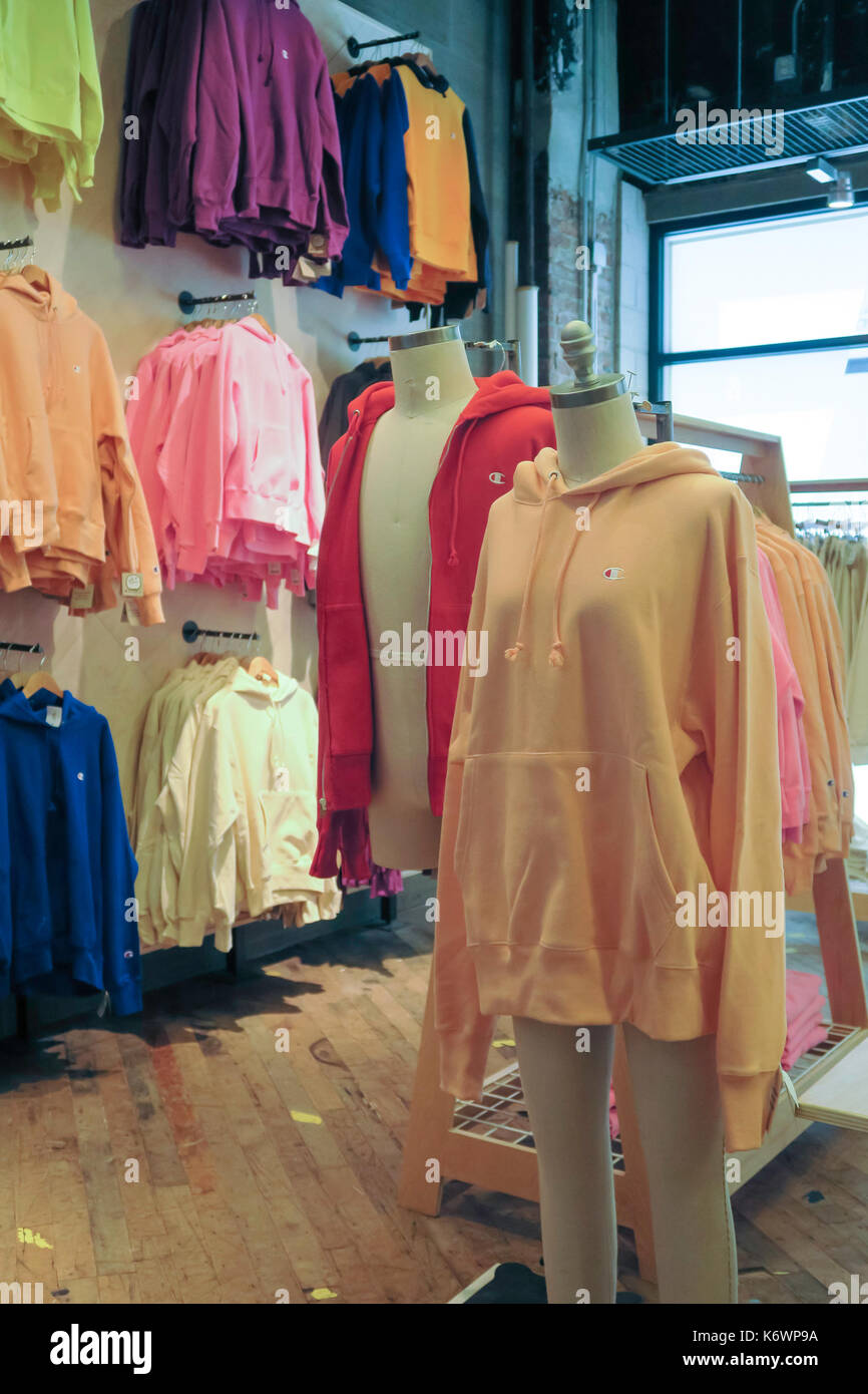 Urban Outfitters in Herald Square, NYC, USA Stock Photo