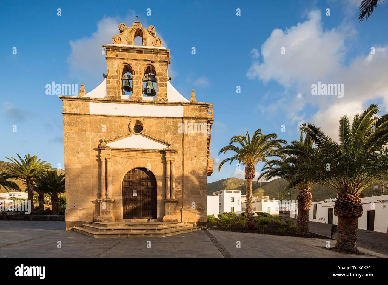 Spain Canary Islands Fuerteventura Island Vega De Rio Palmas