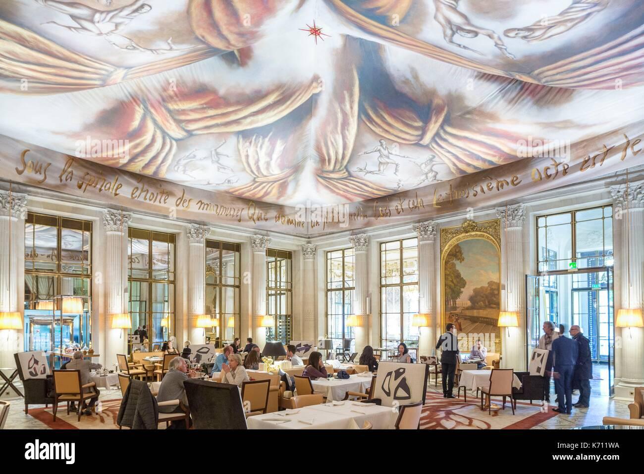 Restaurant Augustin Paris