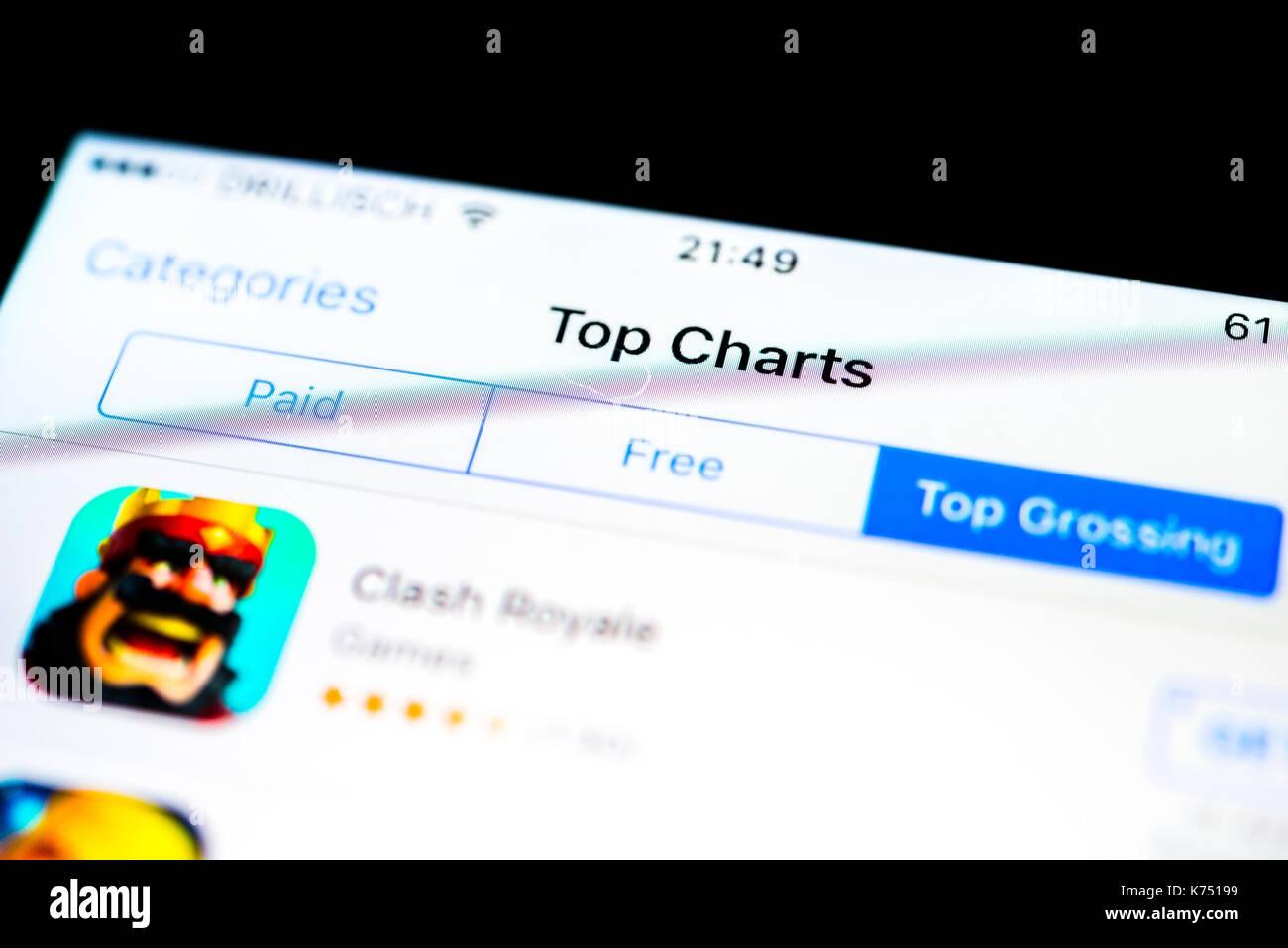Top charts, best-selling, top-selling, top-selling apps in