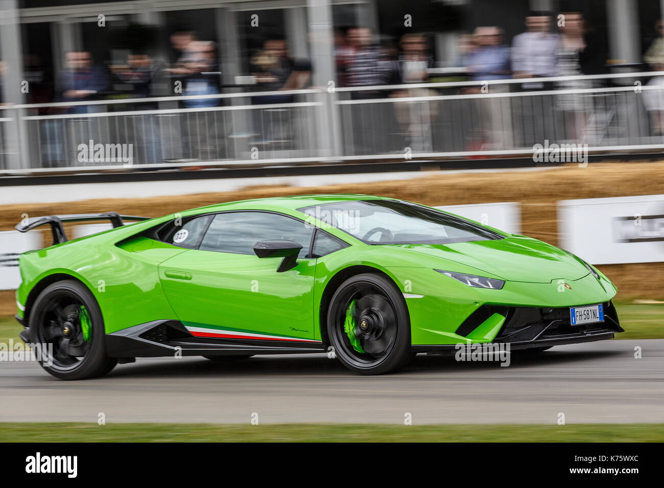 2017 Lamborghini Centenario Coupe At The 2017 Goodwood Festival Of