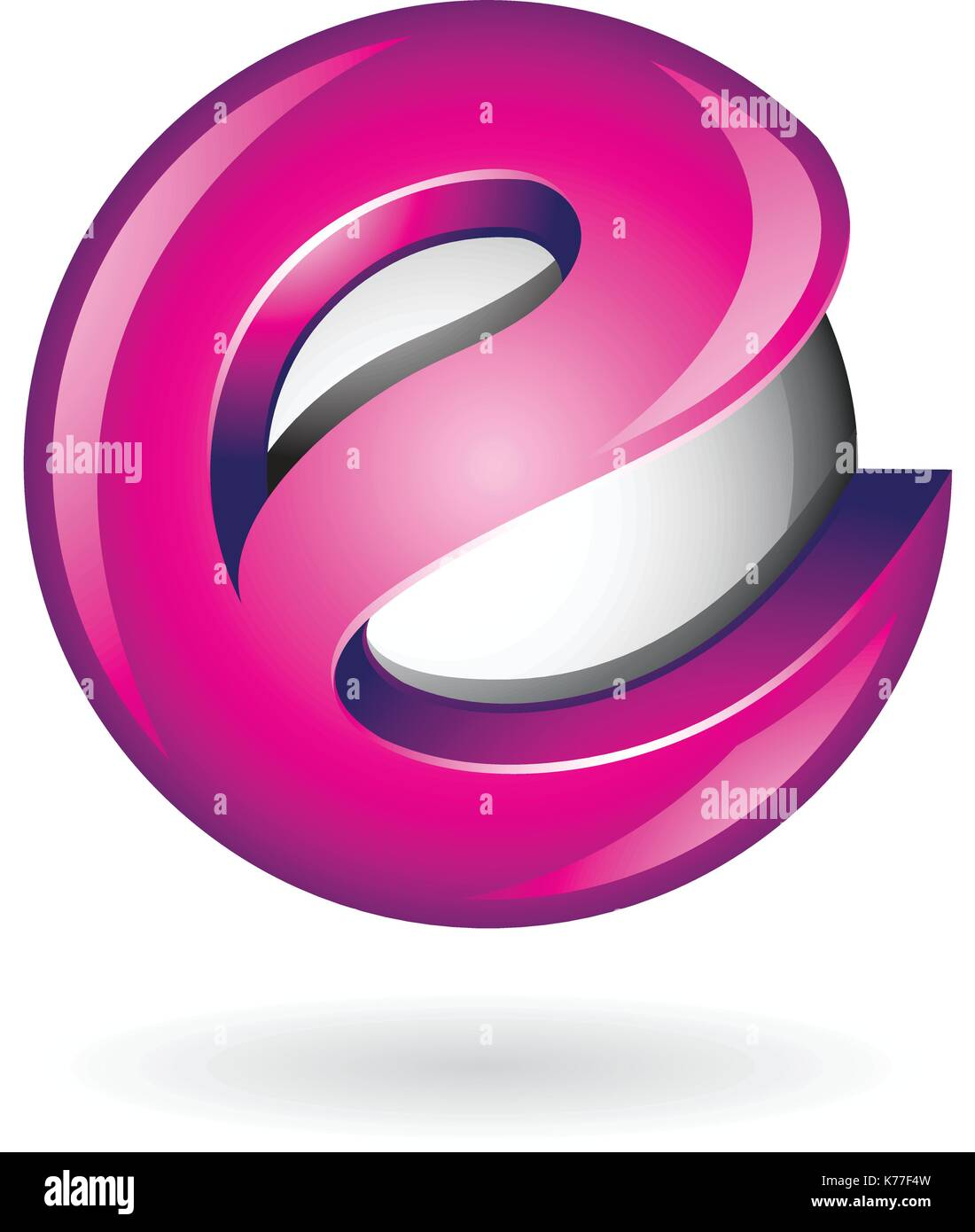 Magenta Color Stock Vector Images - Alamy