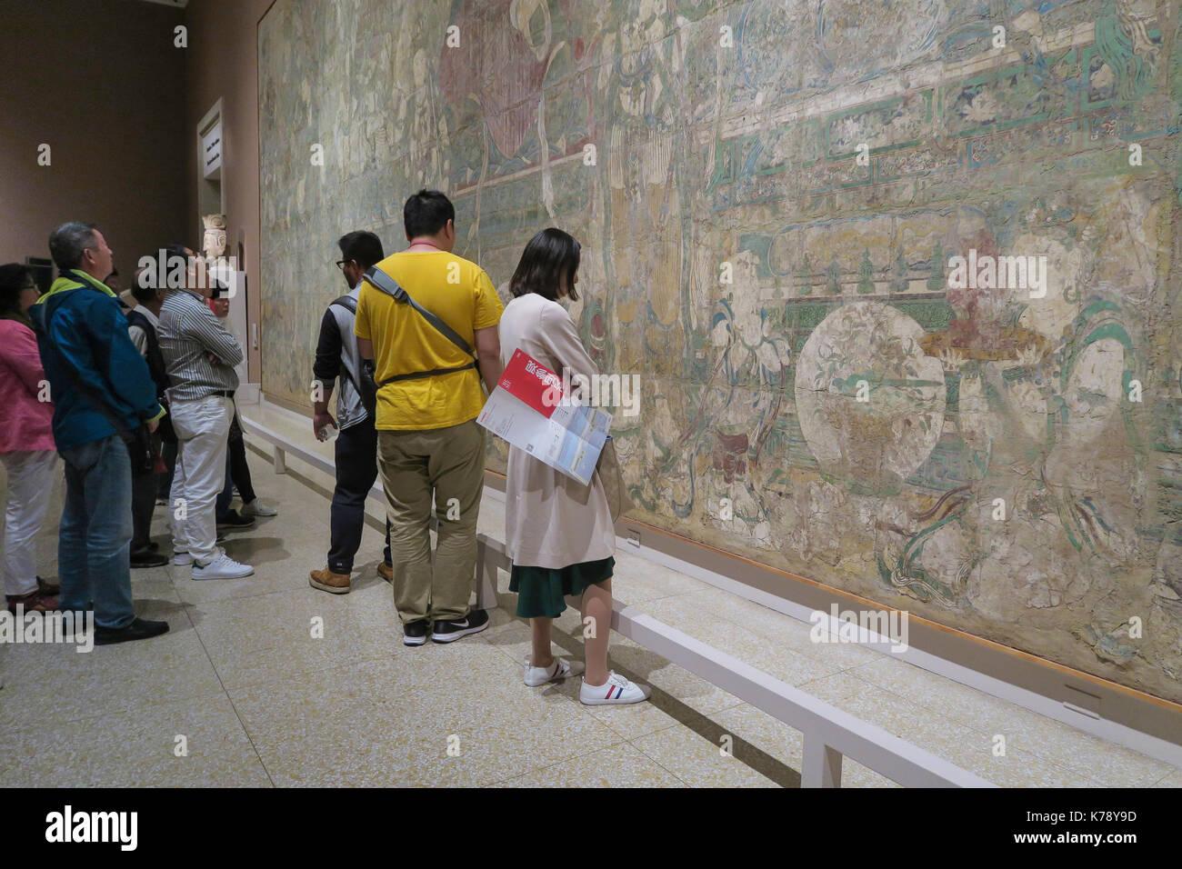 Metropolitan Museum of Art, NYC, USA - Stock Image