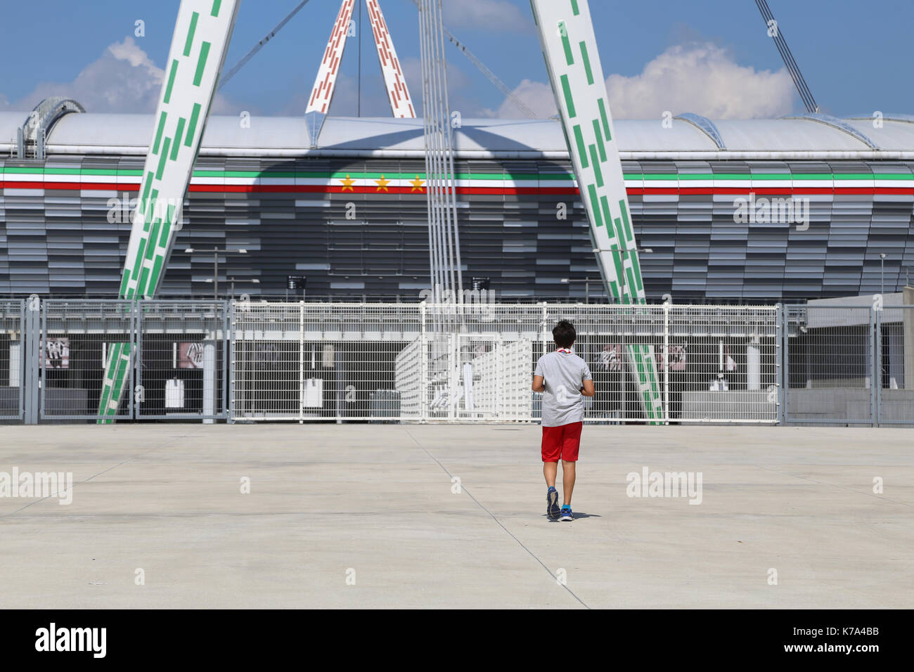 soccer stadium construction italy high resolution stock photography and images alamy alamy