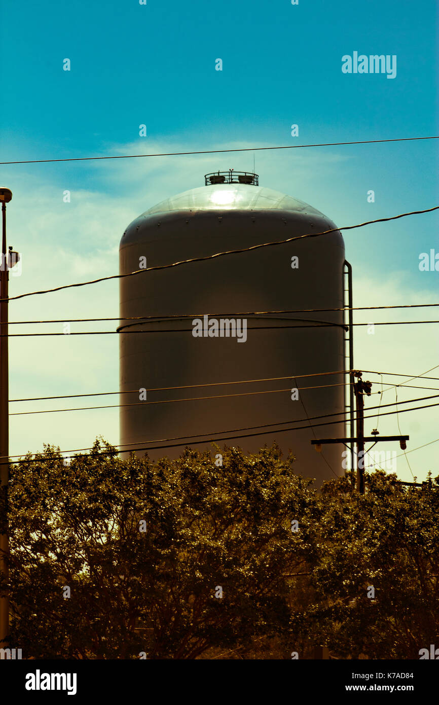 Water Tower - Stock Image
