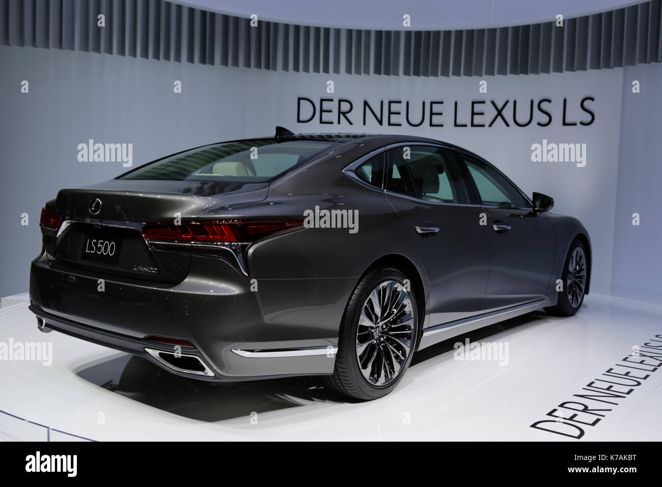 Lexus Car Ls Stock Photos Lexus Car Ls Stock Images Alamy
