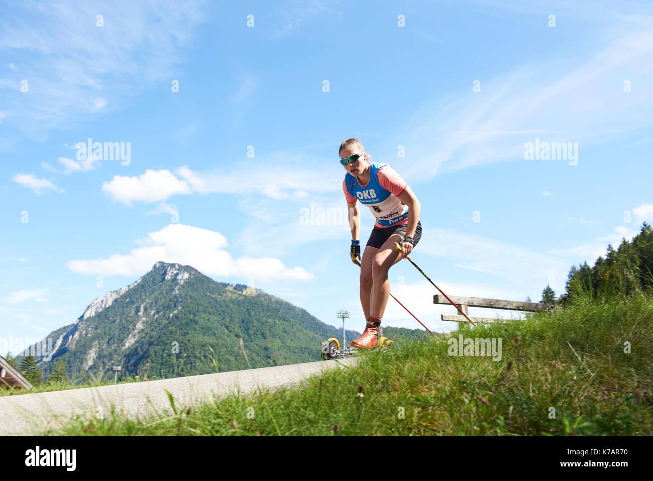 Langlaufen ruhpolding