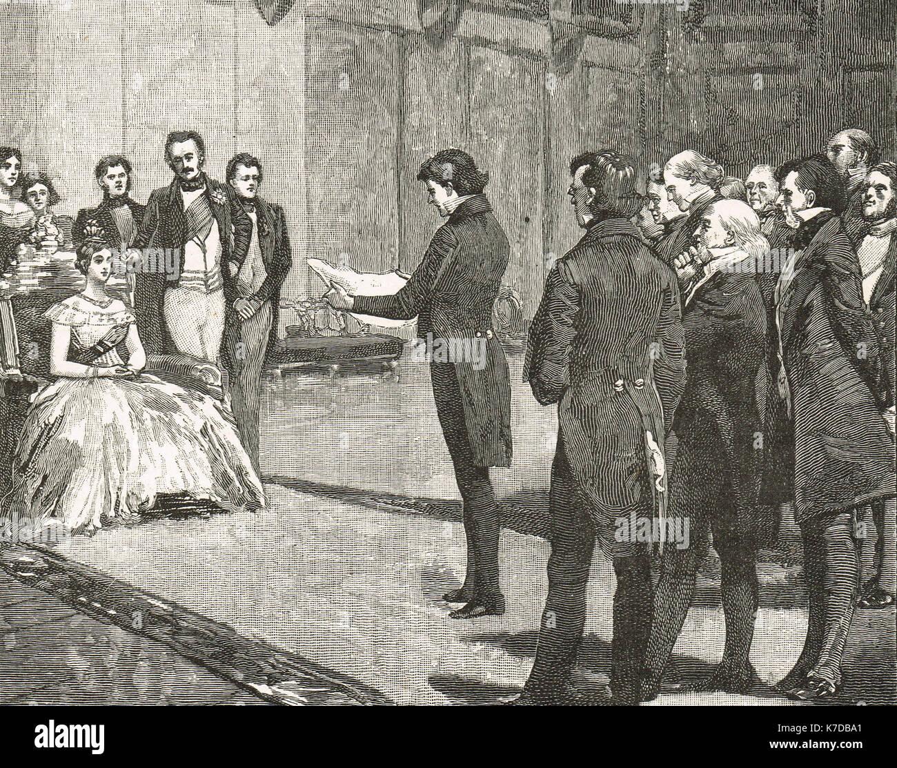 Queen Victoria Potato Famine
