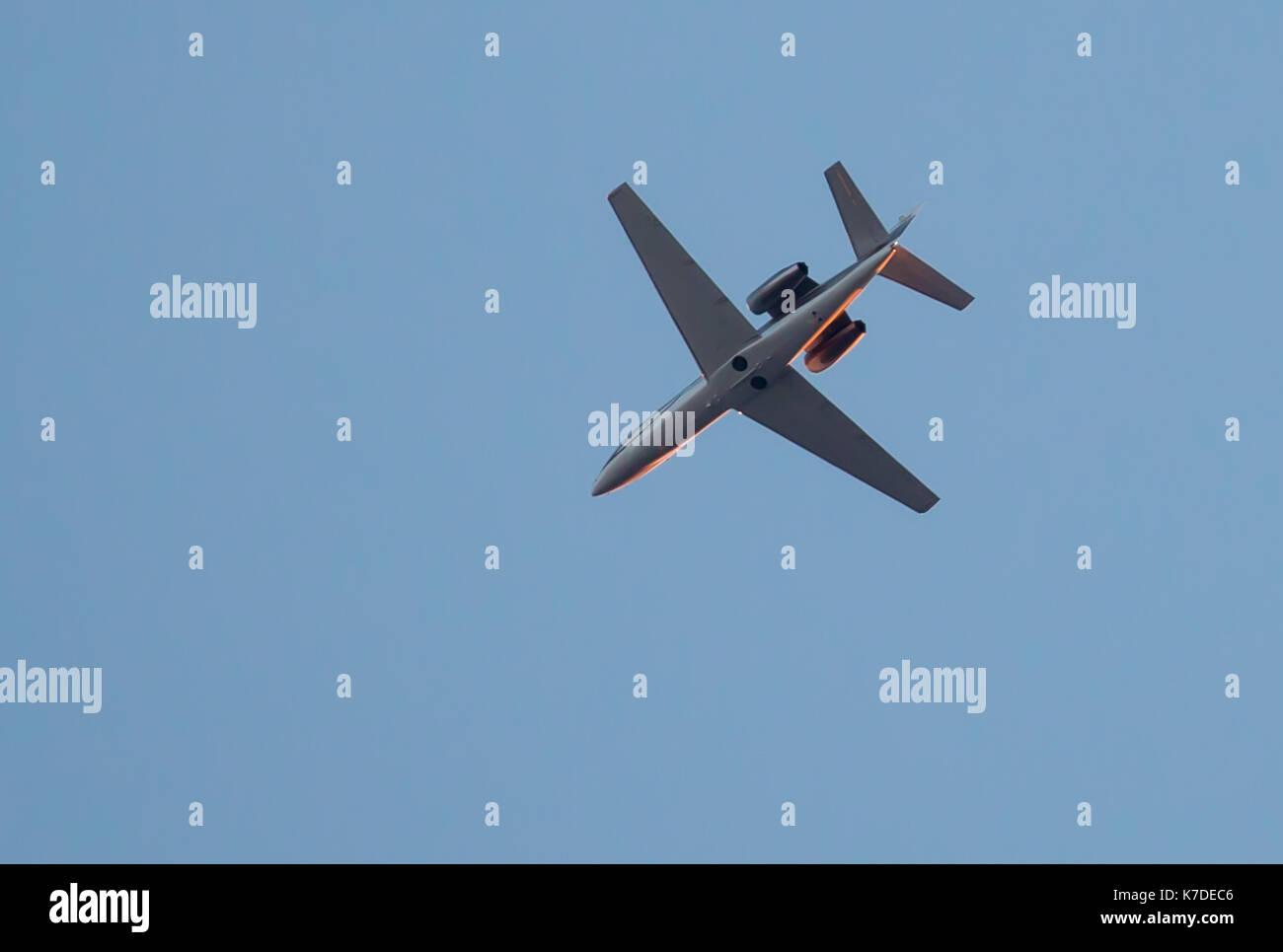 Leer Jet - Stock Image