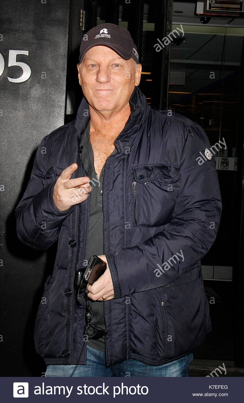 Steve Madden. Footwear company founder Steve Madden leaves 'Good Day New  York'.