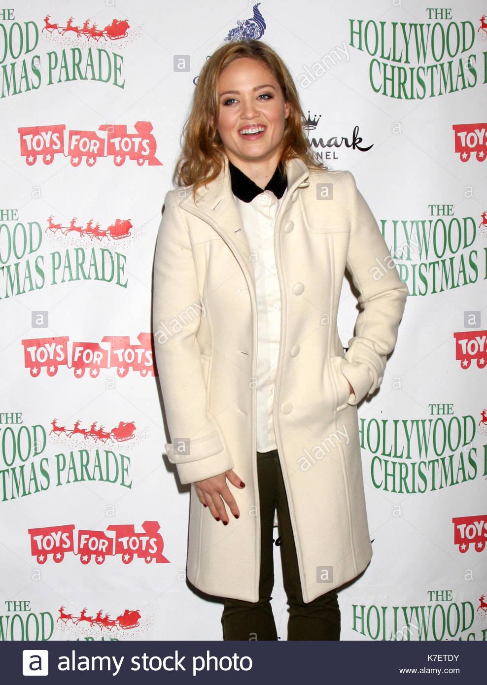 Erika Christensen. 83rd Annual Hollywood Christmas Parade on ...