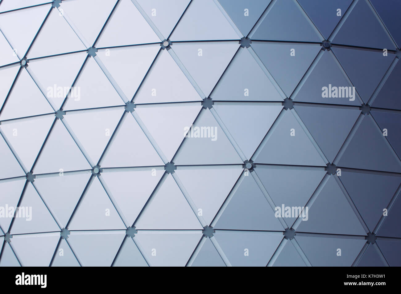 Modern Building Triangle Geometry Style Roof Design Architecture Stock Photo Alamy