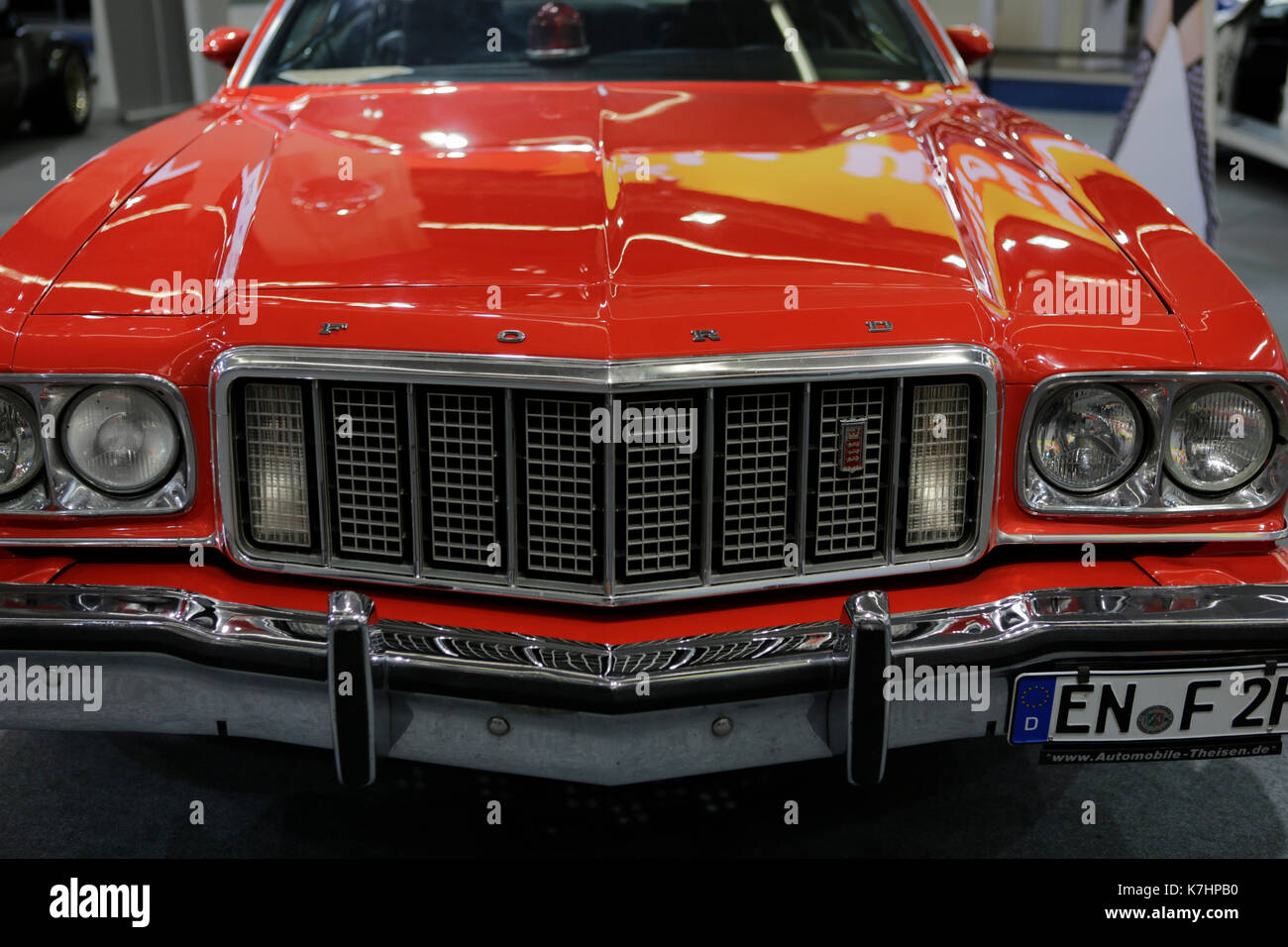 Ford Gran Torino Stock Photos Images Alamy 1970 Specs Frankfurt Germany 15th September 2017 A 1975 Starsky