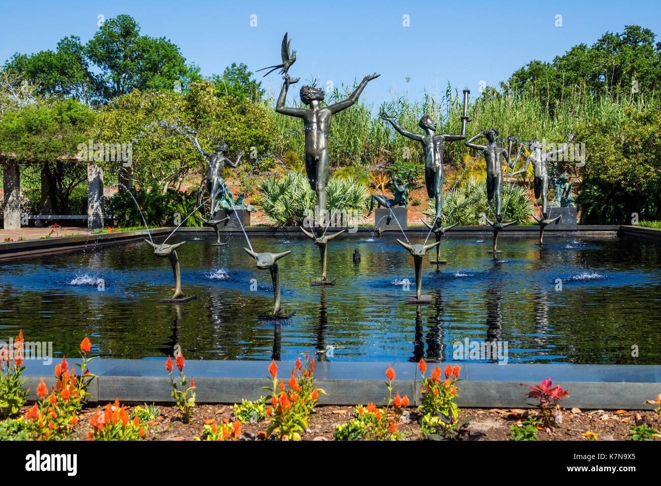 Myrtle Beach South Carolina SC Brookgreen Gardens sculpture garden ...