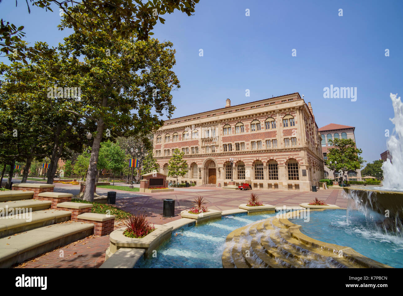 Los Angeles, JUN 4: Judicial Affairs and Community Standards of the University of Southern California on JUN 4, 2017 at Los Angeles - Stock Image