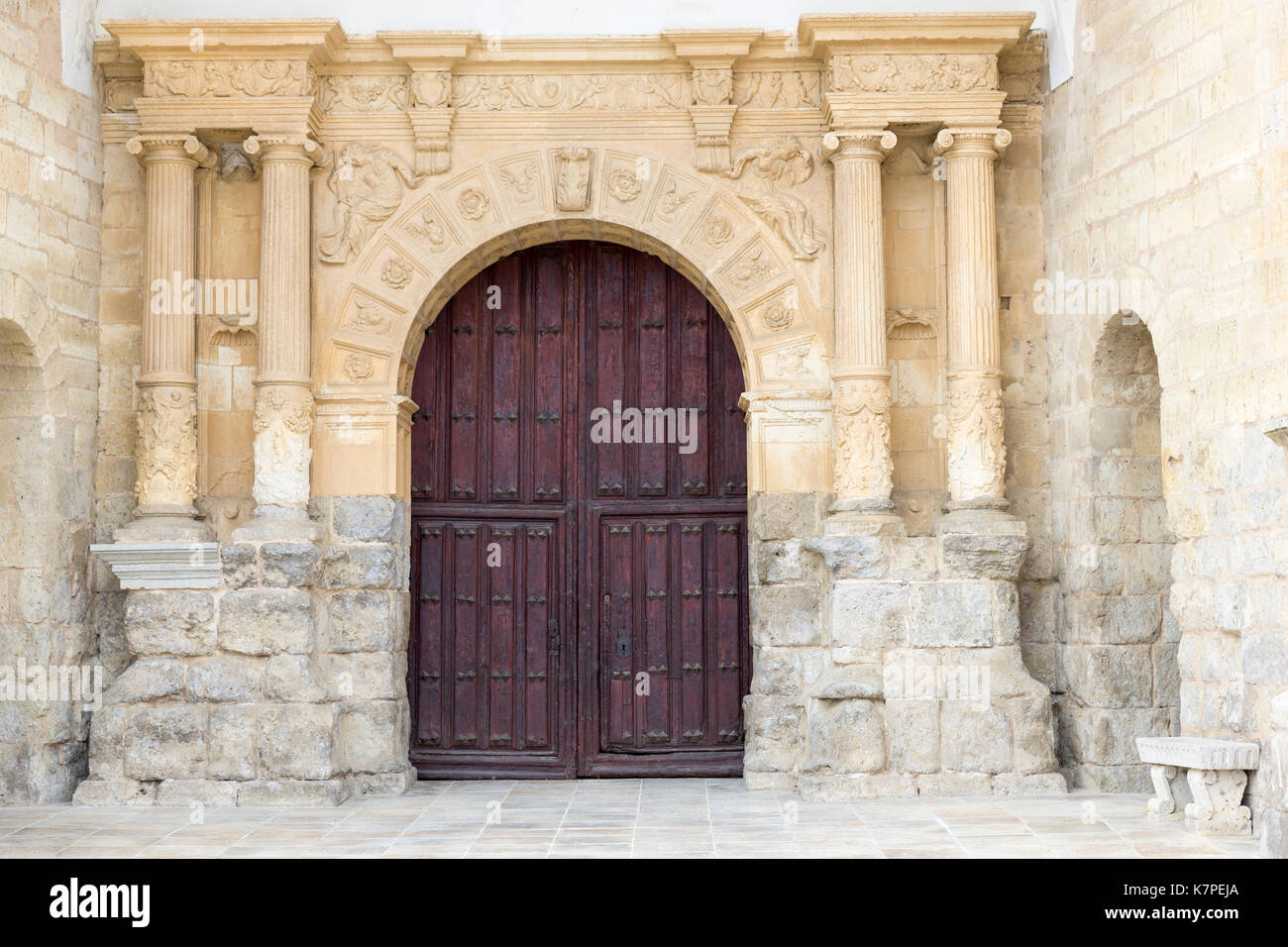 Traditional Spanish Architecture Salamanca Spain